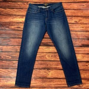 Lucky Brand Sienna Cigarette Skinny Jeans size 27